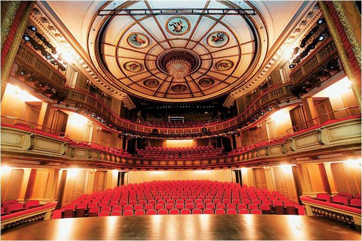 Κτίριο Τσίλλερ - Κεντρική Σκηνή - Εθνικό Θέατρο - Εθνικό Θέατρο